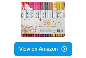 Best Pens For Adult Coloring Books