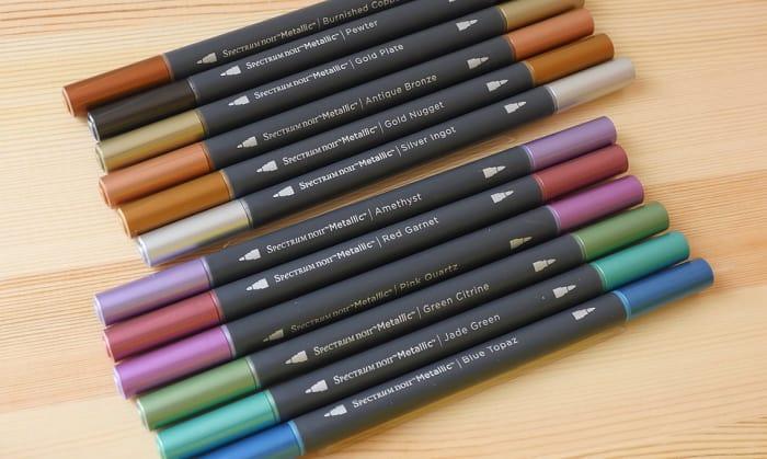 best metallic markers