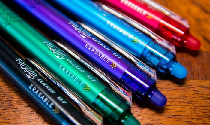 best erasable pen