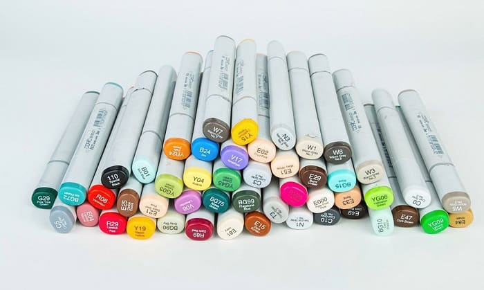 best-markers-for-artists