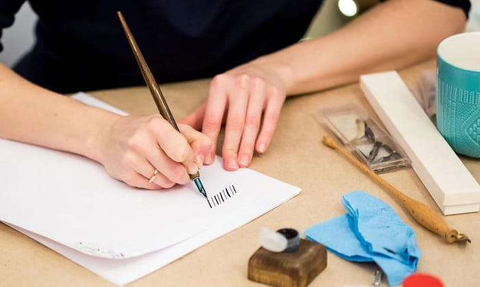 best calligraphy set for beginners