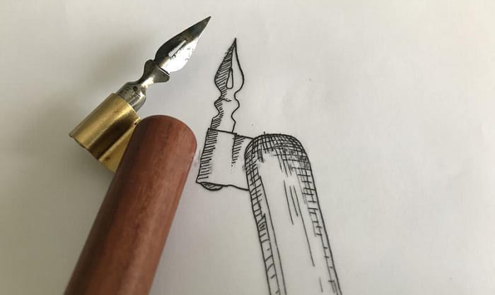best-nibs-for-copperplate-calligraphy