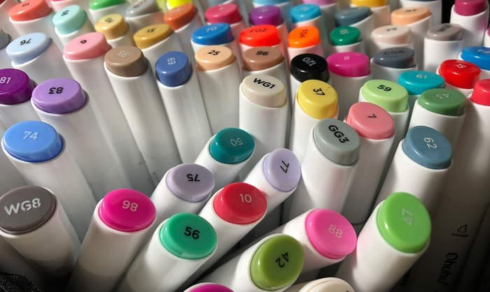 best copic marker alternatives