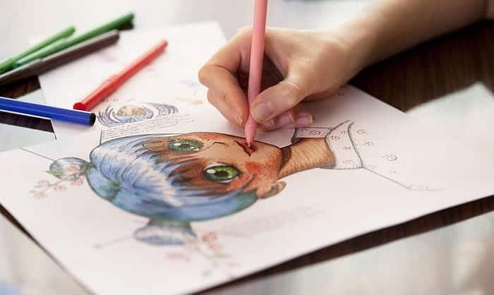 prismacolor-marker-paper