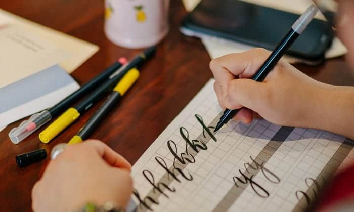 best brush pen for beginners