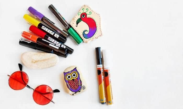 best-markers-for-painting-rocks
