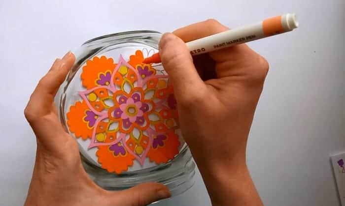 best paint pens for glass
