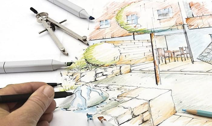 best markers for architecture