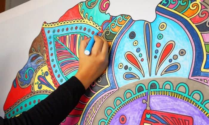 best markers for coloring mandalas
