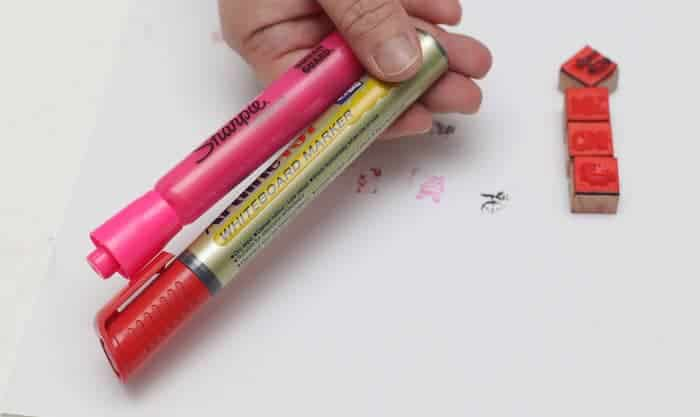 best markers for stamping