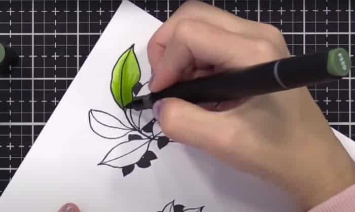stamping-markers