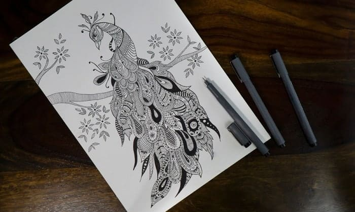 zentangle-pens-and-paper