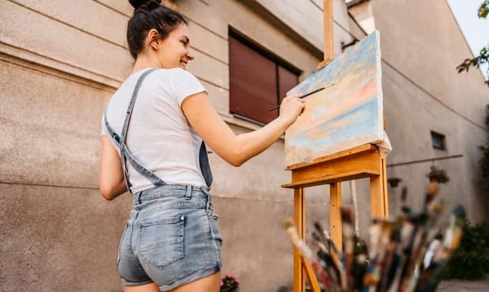 best-easel-for-watercolor-painting