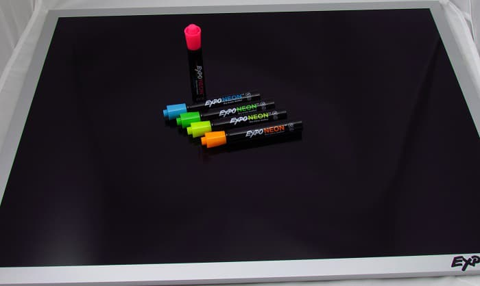 best markers for black dry erase board