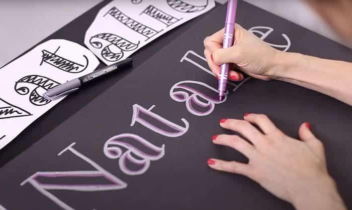 best markers for black foam board