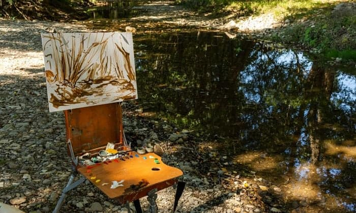 best-plein-air-easel-for-oil-painting