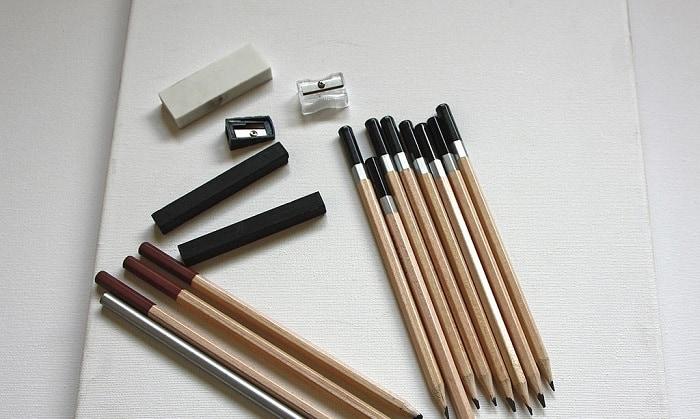 best eraser for canvas