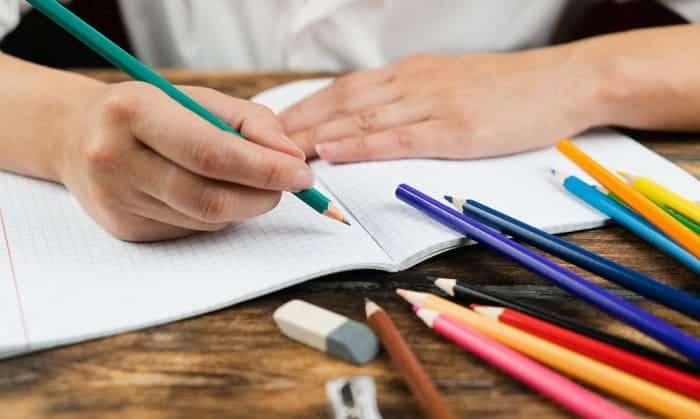 best eraser for colored pencils