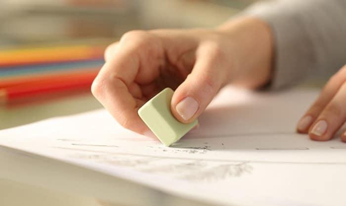 best-eraser-for-graphite-pencil
