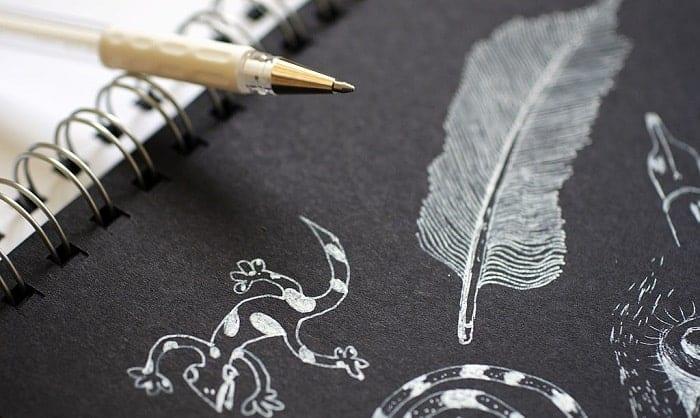 best paper for gel pens