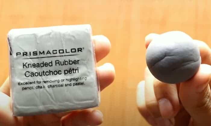best eraser for charcoal