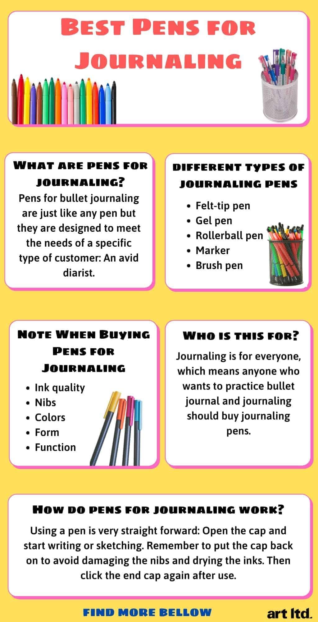 best-pen-for-journal-writing