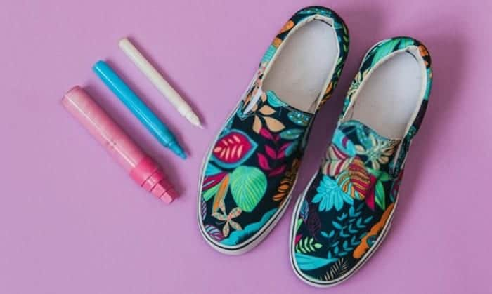 How-do-you-get-sharpie-off-rubber-shoes