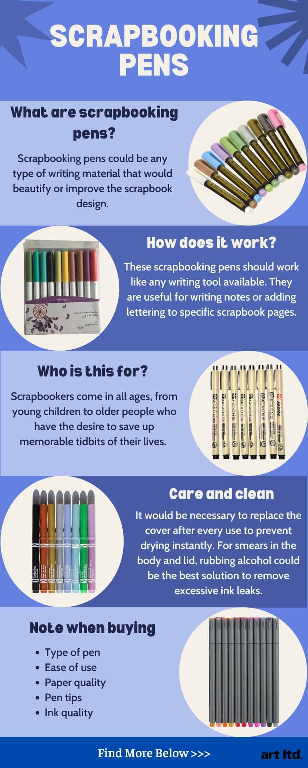 acid-free-pens-for-scrapbooking