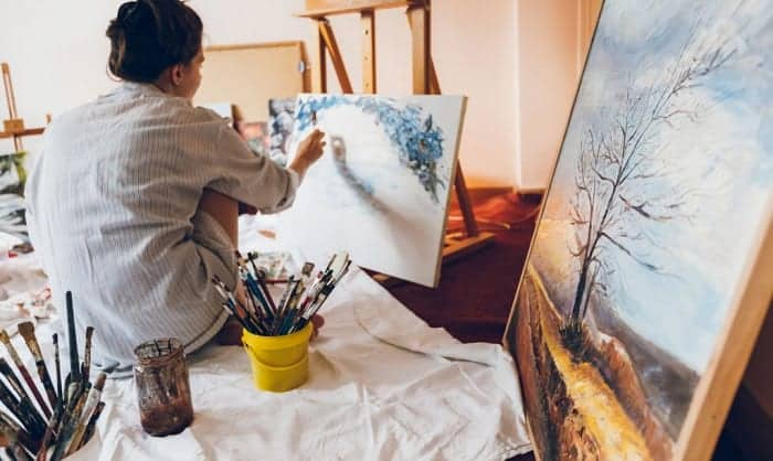 best-paint-brushes-for-gouache