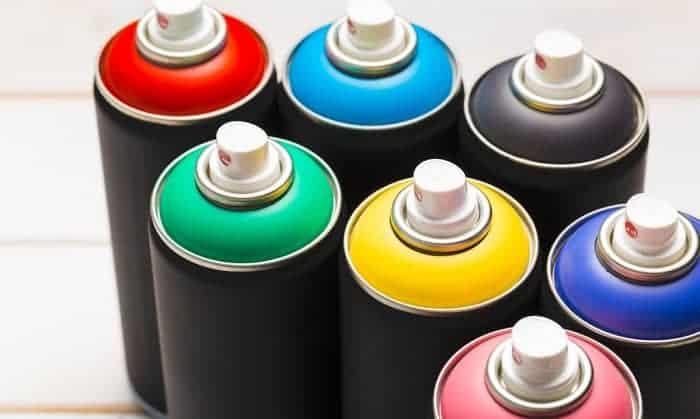 best-spray-paint-for-glass-bottles