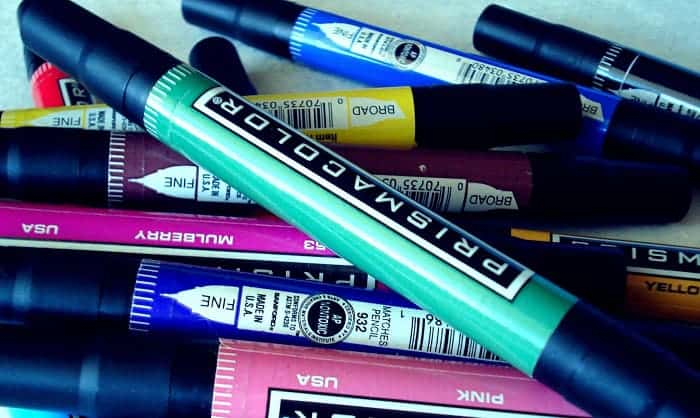 How-do-you-blend-colored-markers