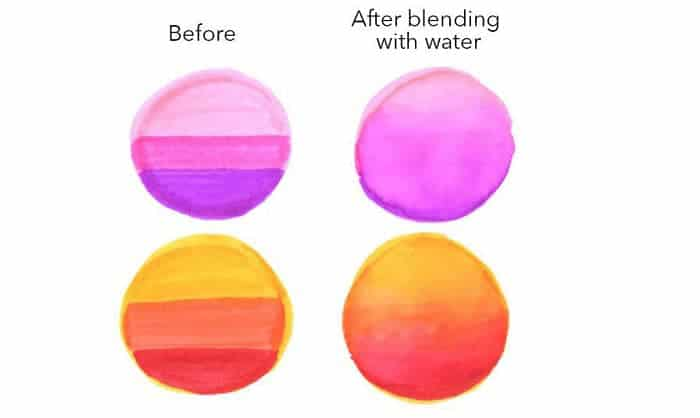 How-do-you-blend-normal-markers