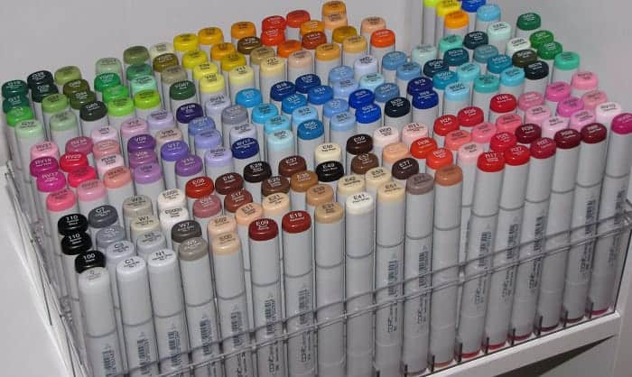 How to use alcohol based markers