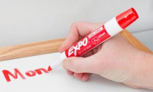 Where Should You Actually Write Your Wonderful Dry Erase Markers