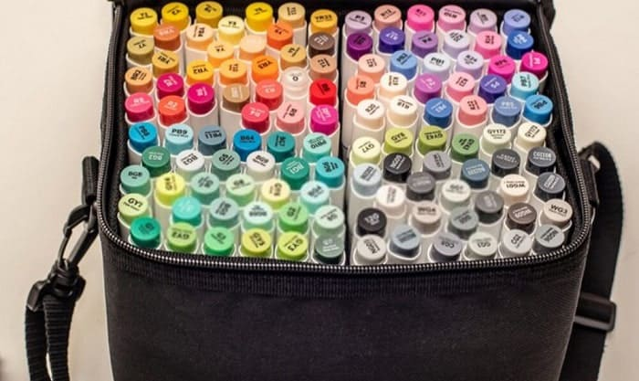 how to store copic markers