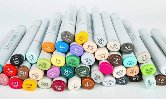 What-is-a-cheaper-alternative-to-Copic-markers