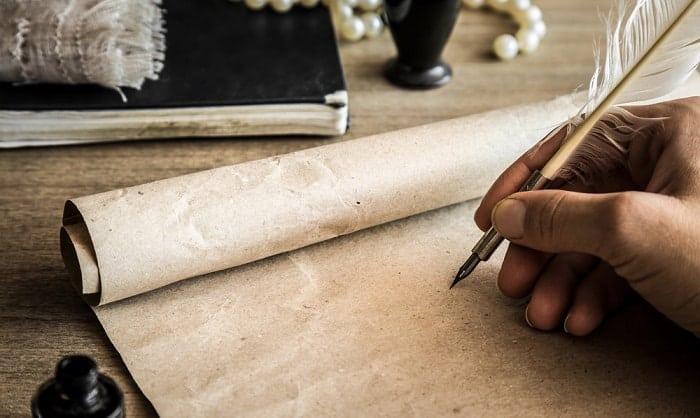 calligraphy-grip