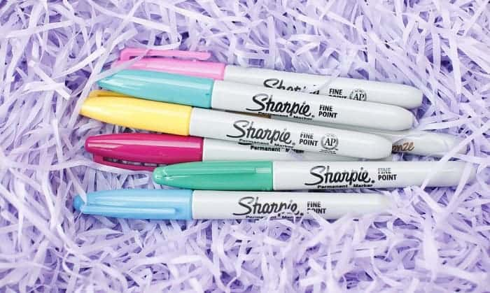 how long is a sharpie marker