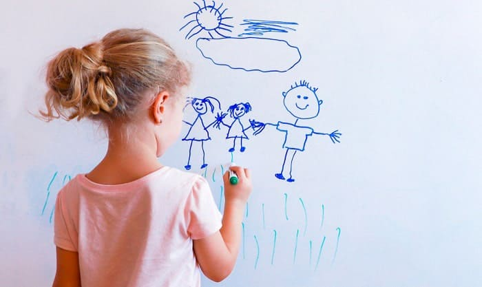 removing-dry-erase-marker-from-walls