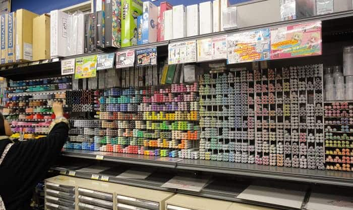 cheapest place to buy copic markers
