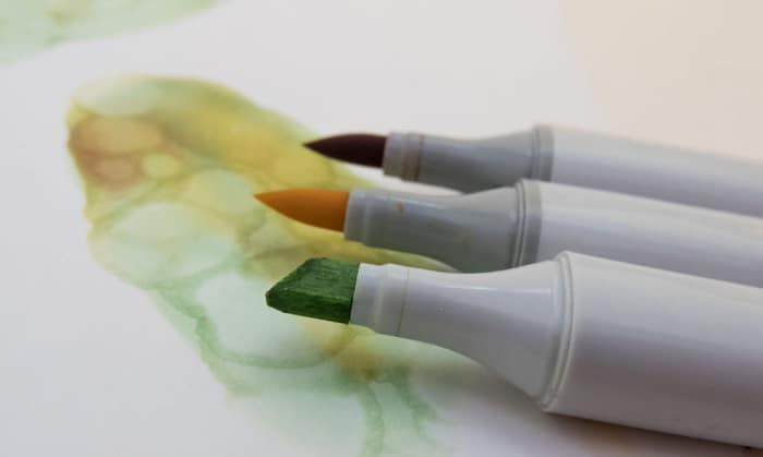 how to refill alcohol markers