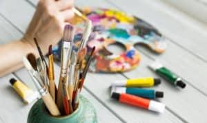 best oil paint brushes